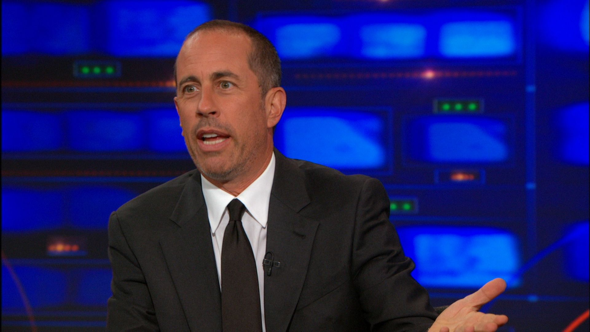 Jerry Seinfeld Bio The Daily Show Comedy Central