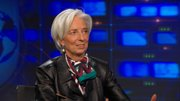 Exclusive - Christine Lagarde Extended Interview Pt. 1