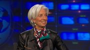 Exclusive - Christine Lagarde Extended Interview Pt. 2