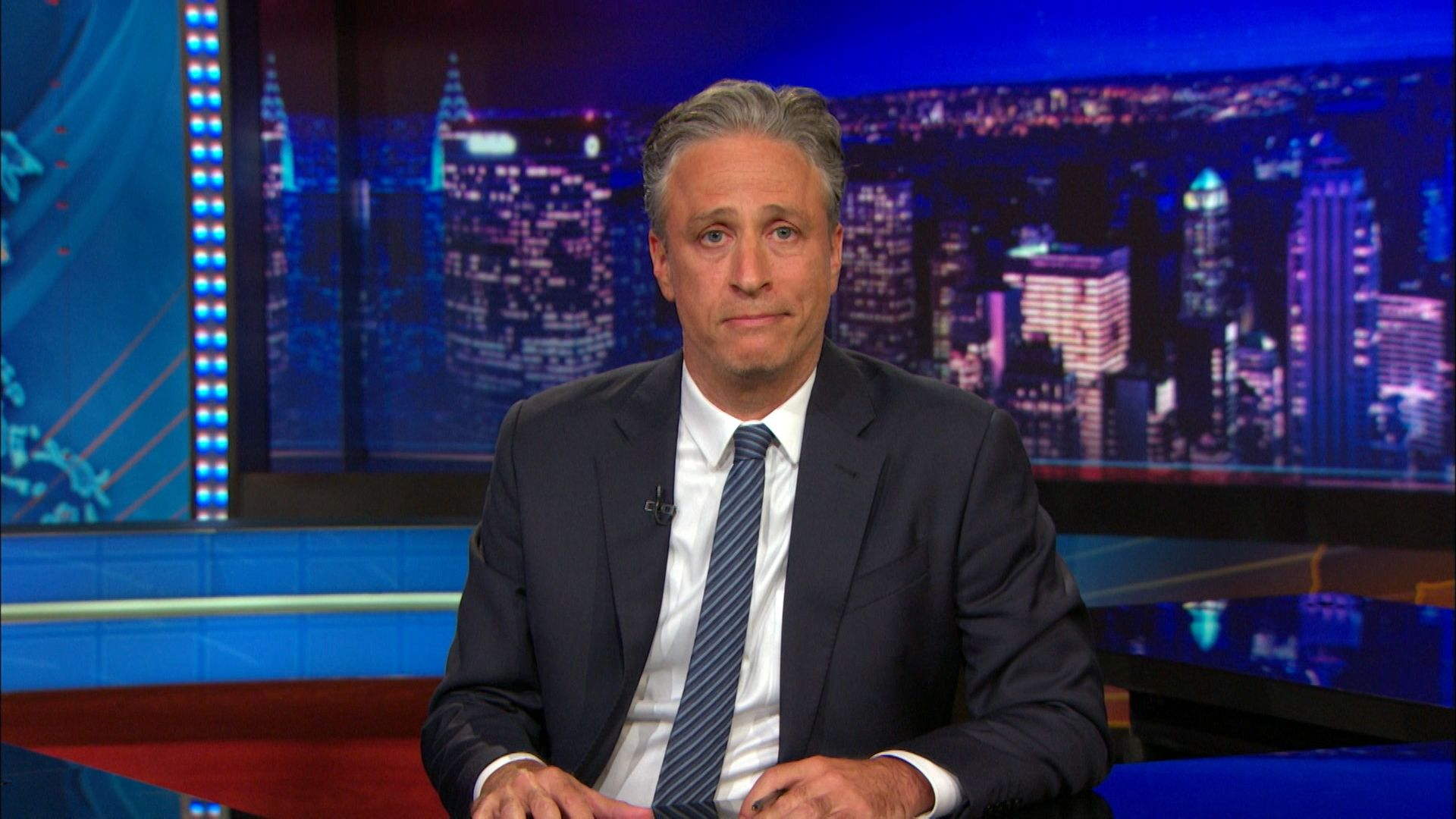 Jon Stewart on Charleston South Carolina Shooting
